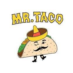Logo for Mr. Taco