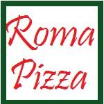 Logo for Romas Pizza