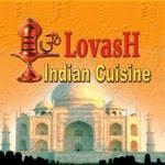 Logo for Lovash Indian Cuisine