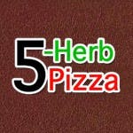 Logo for 5-Herb Pizza