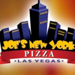 Logo for Joe's New York Pizza - S. Las Vegas Blvd.