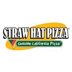 Logo for Straw Hat Pizza - Industrial Parkway