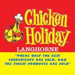 Logo for Chicken Holiday