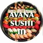 Avana Sushi III Menu and Takeout in Reading MA, 02646