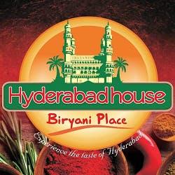 Logo for Hyderabad Biryani House