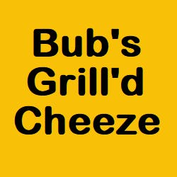 Logo for Bub's Grill'd Cheeze