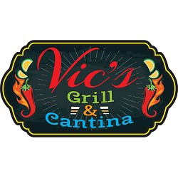 Vic's Grill & Cantina Menu and Delivery in Salina KS, 67401