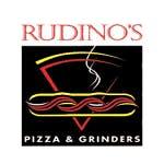 Logo for Rudino's Pizza & Grinders