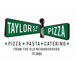 Logo for Taylor St. Pizza