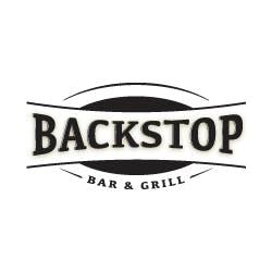 Logo for Backstop Bar & Grill