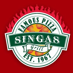 Singas Famous Pizza and Grill Menu and Takeout in Morrisville NC, 27560