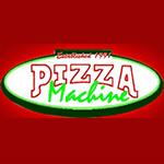 Logo for Pizza Machine - Pembroke Pines
