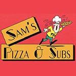 Logo for Sam's Pizza & Subs