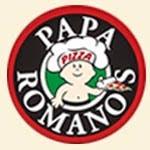 Logo for Papa Romano's Pizza - Troy
