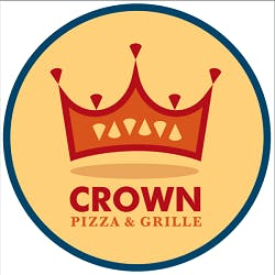 Logo for Crown Pizza & Grille