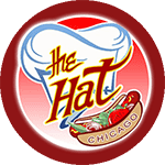 Logo for The Hat Chicago