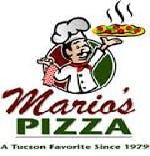 Logo for Mario's Pizza