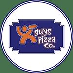 Logo for Guy's Pizza Co.