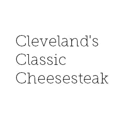 Logo for Cleveland's Classic Cheesesteak