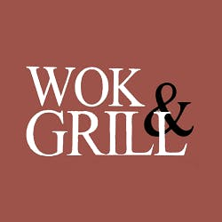 Logo for Wok & Grill
