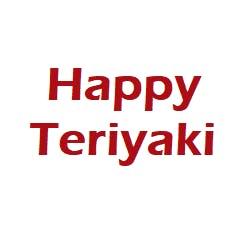 Logo for Happy Teriyaki