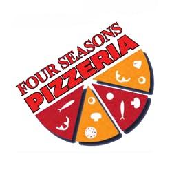 Logo for Four Seasons Pizzeria