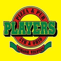 Players Pizza & Pub Menu and Delivery in Oshkosh WI, 54902