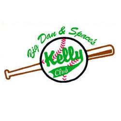 Logo for Big Dan & Space's Kelly Club