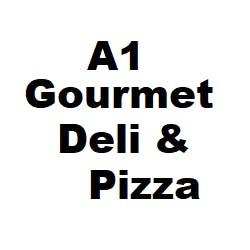 Logo for A1 Gourmet Deli & Pizza