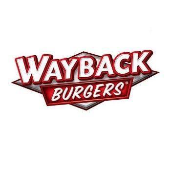 Logo for Wayback Burgers - Lansing