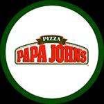 Logo for Papa John's Pizza - Mission Blvd