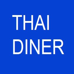 Thai Diner Menu and Delivery in Lawrence KS, 66046