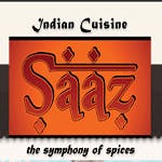 Saaz Indian Restaurant Menu and Delivery in Southampton NY, 11968