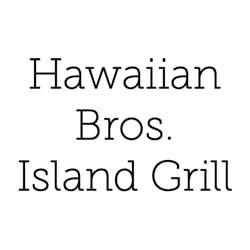 Logo for Hawaiian Bros. Island Grill - Lawrence W 23rd St