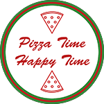 Logo for Pizza Time Happy Time