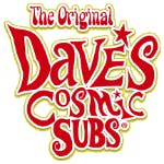 Logo for Dave's Cosmic Subs