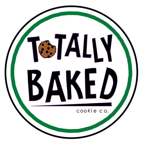 Logo for Totally Baked Cookie Co