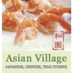 Logo for Asian Village