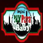 Logo for NY Pizza Baby - Winter Park