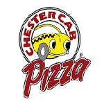 Logo for Chester Cab Pizza