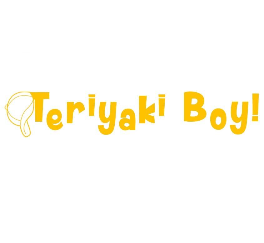 Logo for Teriyaki Boy!