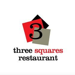 Logo for 3 Squares