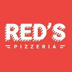 Logo for Red's Pizzeria