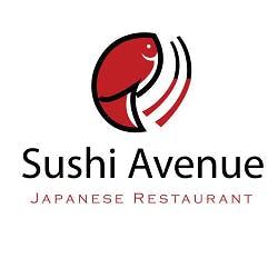 Logo for Sushi Avenue - Wilsonville