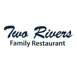 Logo for Two Rivers Family Restaurant