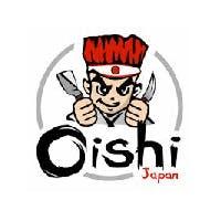 Logo for Oishi Japan