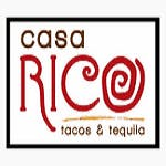 Logo for Casa Rico - The Mexican Food Place
