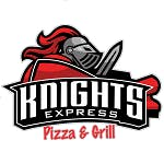 Logo for Knights Express Pizza & Grill