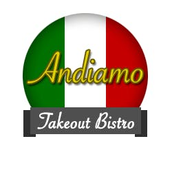 Logo for Andiamo Bistro