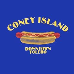 Logo for Coney Island Menu